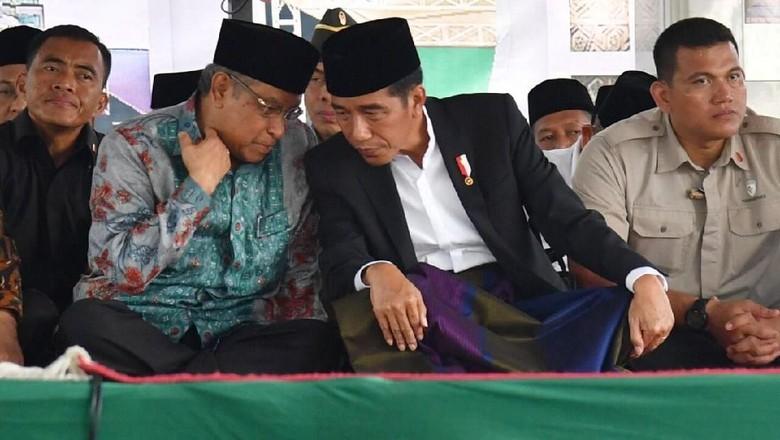 Ketum PBNU Tetap Dukung Jokowi