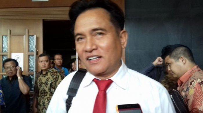 Yusril: Prabowo Subianto Fitnah Saya, Koalisi Keummatan Fatamorgana