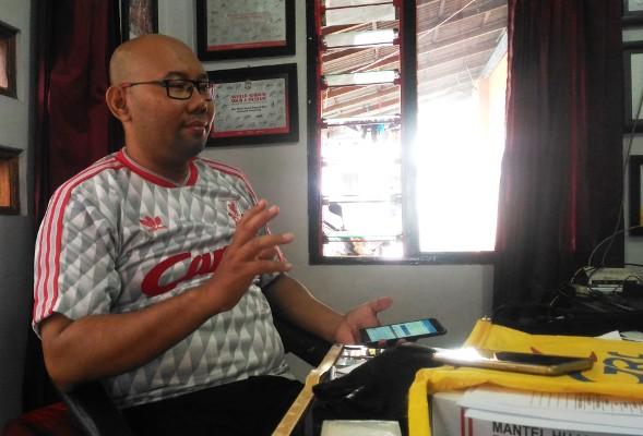 Pencetus Kampoeng Cyber di Yogyakarta