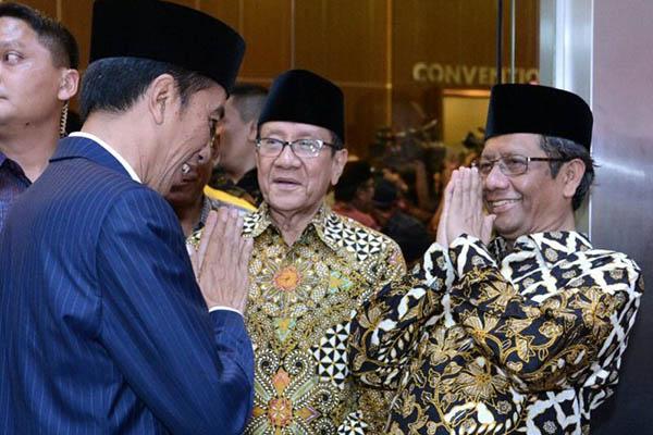Meski Gagal jadi Cawapres, Mahfud MD Memuji Jokowi sebagai Sosok Teladan