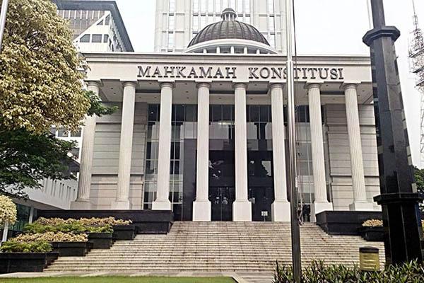 Gugatan Sengketa Hasil Pilkada, MK, capres dari petahana