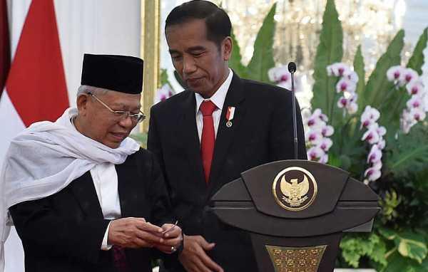 Cerita Bagaimana Ma'ruf Amin Terpilih Jadi Cawapres Jokowi