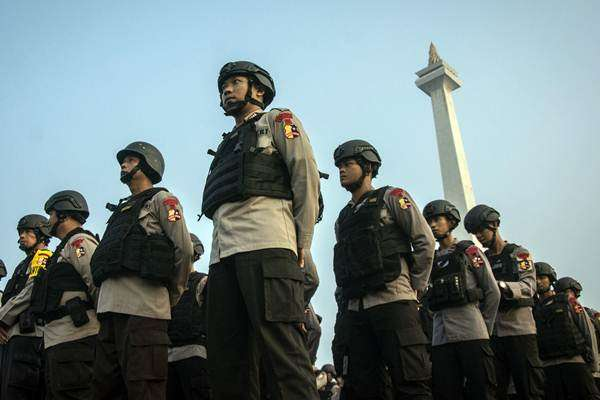 Jelang Asian Games Kapolri Minta Masyarakat Bersatu Jaga Keamanan