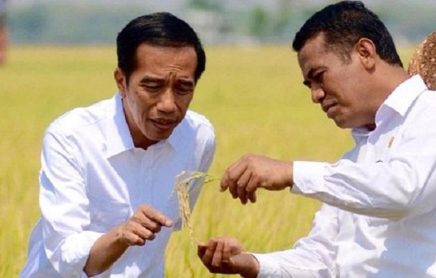 Viva Yoga: Capaian Kinerja Mentan Masih Jadi Andalan Pemerintahan Jokowi