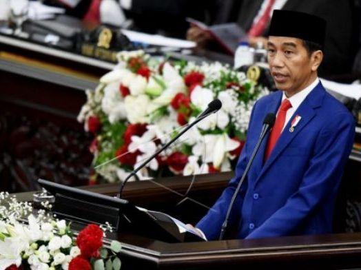 Ini Pidato Lengkap Presiden Jokowi di Sidang Tahunan MPR RI 2018