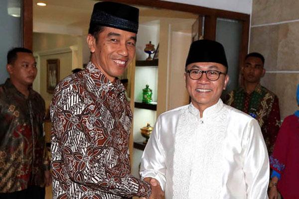 Parpol Pro Jokowi, Ucapan Selamat