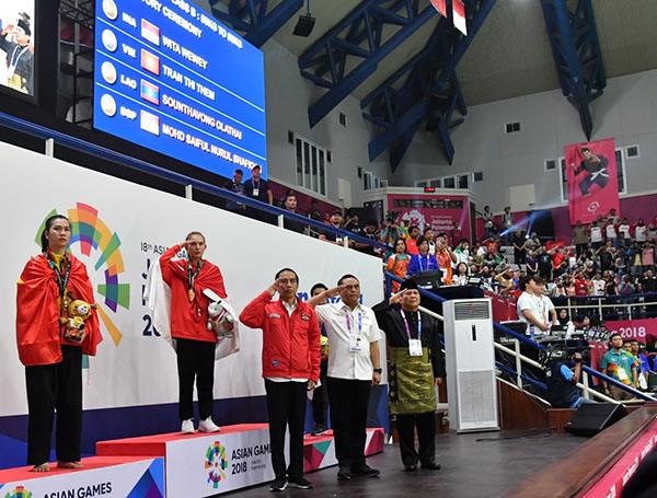 Tim Pencak Silat Indonesia