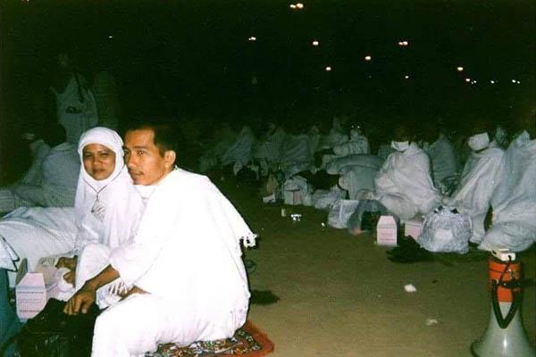 Presiden Jokowi Memuji Pelayanan Jemaah Haji Tahun Ini Lebih Baik