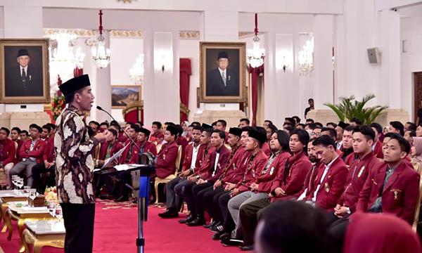 Presiden Tekankan Pentingnya Konektivitas Antardaerah di Indonesia