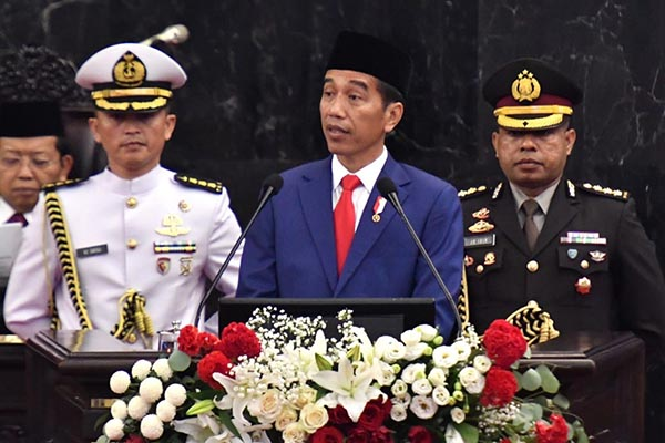 Anggaran Kesehatan Naik Dua Kali Lipat, Jokowi Alokasikan Rp122 Triliun
