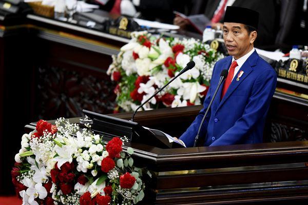 Komitmen Membangun Indonesia, Anggaran Infrastruktur 2019 Naik Jadi Rp420,5 T
