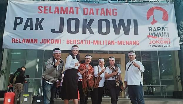 Relawan Pendukung Jokowi