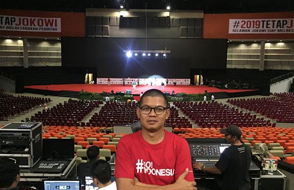 Relawan Die Hard Jokowi