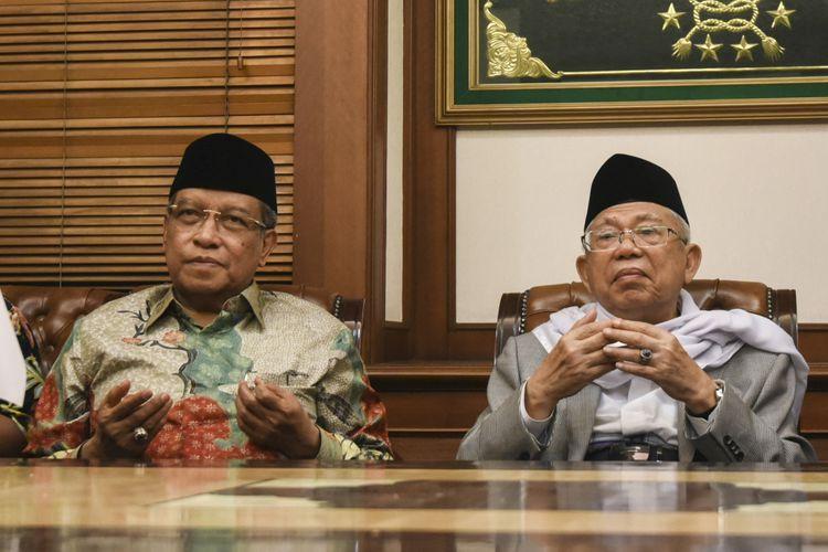 PDI Perjuangan Yakin Warga NU Dukung Jokowi-Ma'ruf