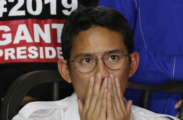 Tinggalkan Demokrat, Cawapres Prabowo Adalah Sandiaga Uno