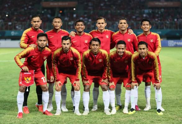 Indonesia-Hong Kong menentukan status Timnas Indonesia