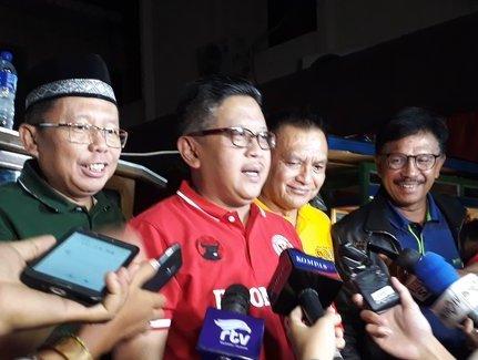 Sekjen Parpol Koalisi Jokowi