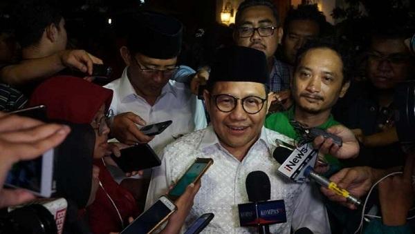 Cak Imin: Penunjukkan Cawapres Jokowi Bagian dari Takdir