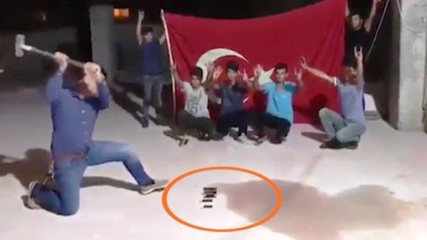 Gelombang Sentimen Anti-Amerika Meluas di Turki