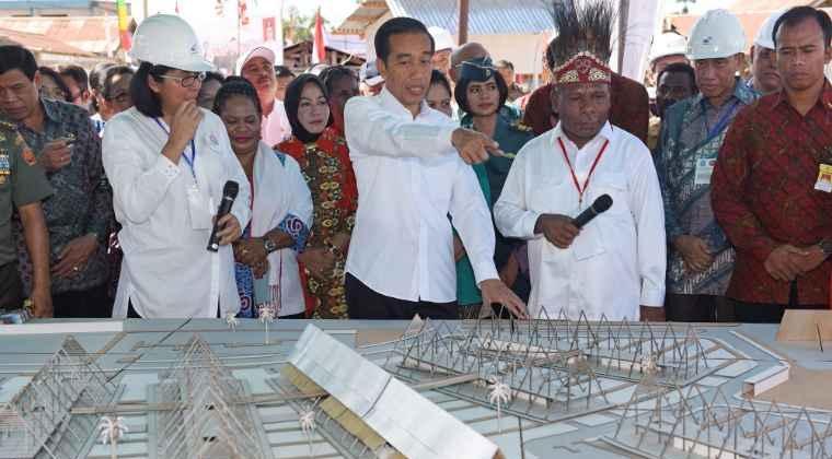 Untung Presiden Jokowi Tidak Ikuti Saran SBY soal Pembangunan Infrastruktur