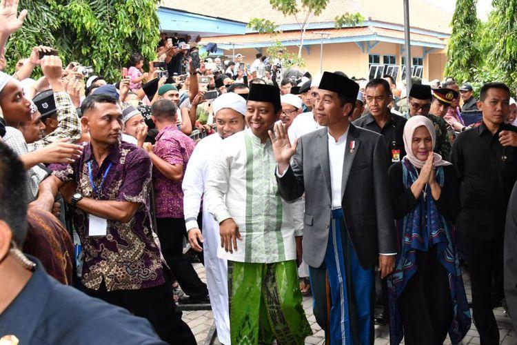 Ketum PPP: Cawapres Jokowi Berinisial M, Kombinasi Nasionalis-Religius