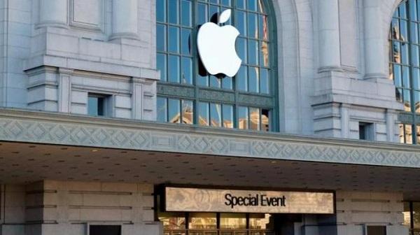 Saham Apple Meningkat, Tembus Rp14,5 Kuadriliun