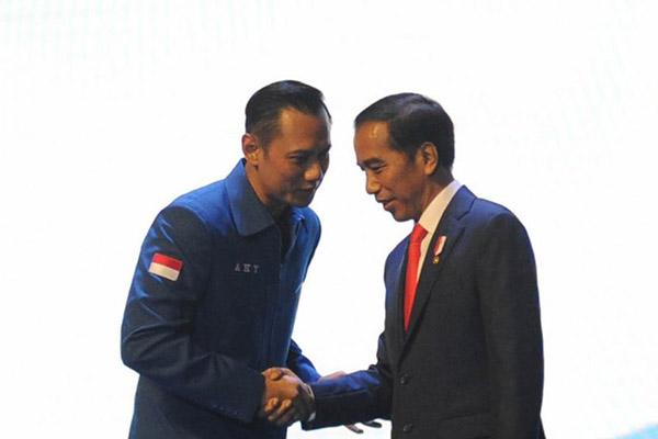 AHY Tegaskan Tak Masalah Kader Partai Demokrat Memilih Jokowi-Ma'ruf