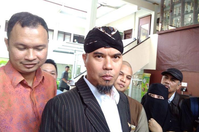 Ahmad Dhani Dilaporkan ke Polda Jatim atas Dugaan Penipuan dan Penggelapan