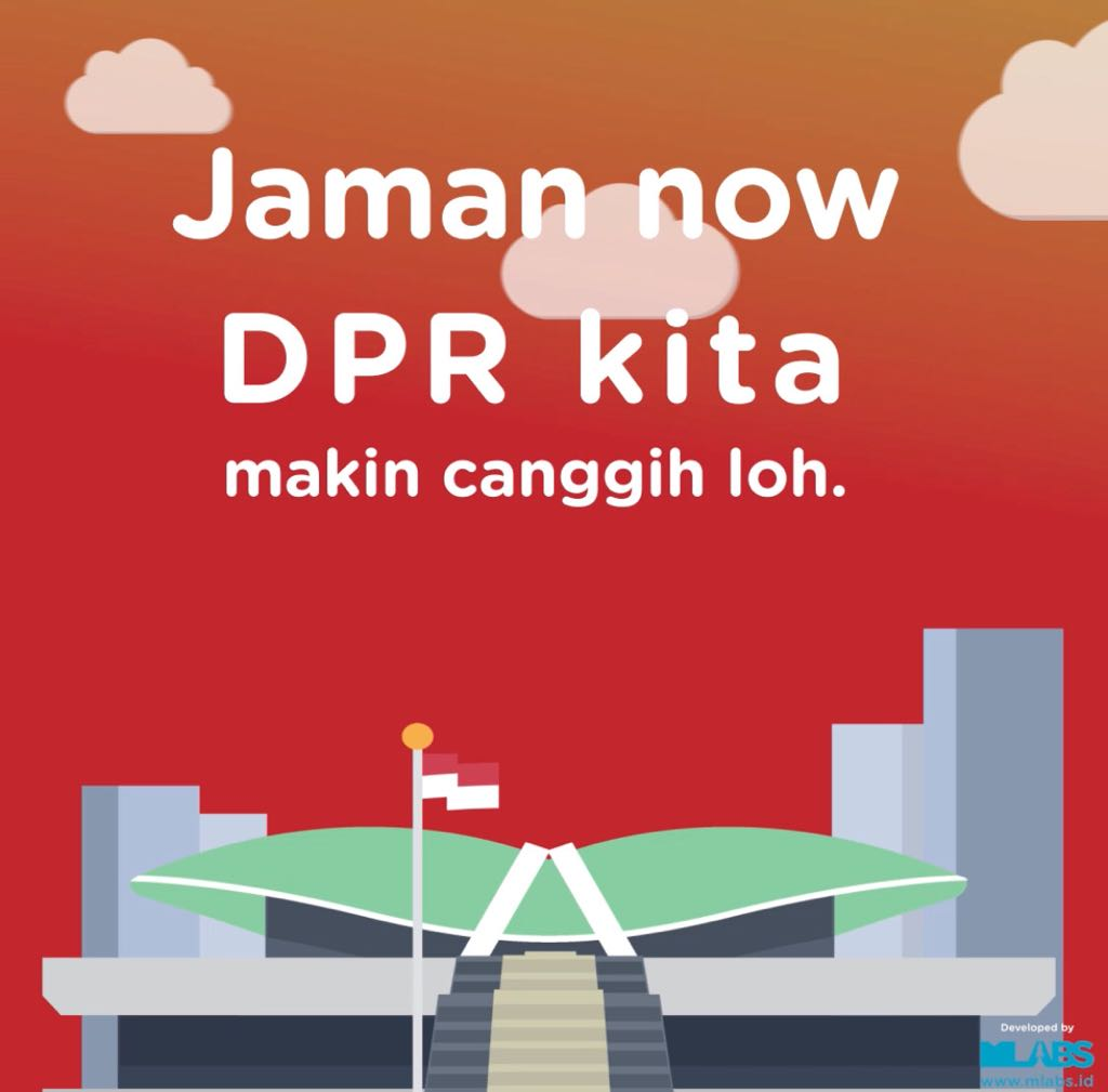 Apresiasi yang Tinggi dari Ketua DPR bagi Pengguna Aplikasi DPR NOW!
