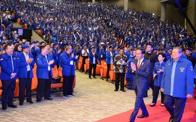 Partai Demokrat Berikan Dispensasi kepada Kadernya di DPD Dukung Jokowi-Ma'ruf