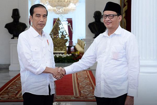 Kader Demokrat Lagi, Giliran Gubernur Banten Dukung Jokowi-Ma'ruf