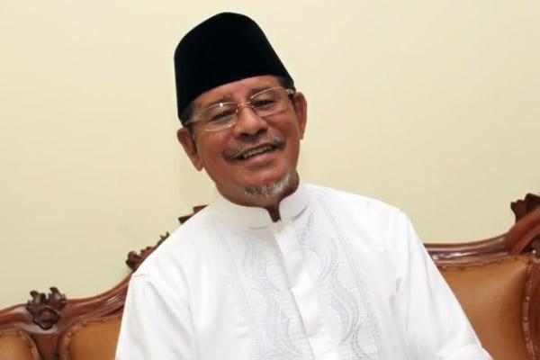 Hasil gambar untuk gubernur maluku utara dukung jokowi