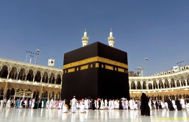 Ilustrasi heboh air zamzam dalam ibadah haji