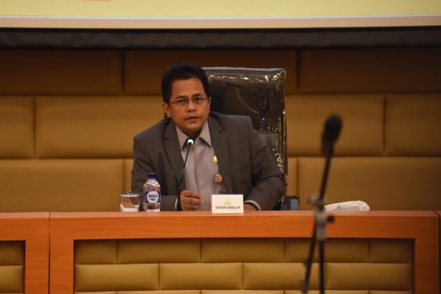 Indra Iskandar: Capaian Tertinggi bagi Pegawai DPR adalah Usia Pensiun
