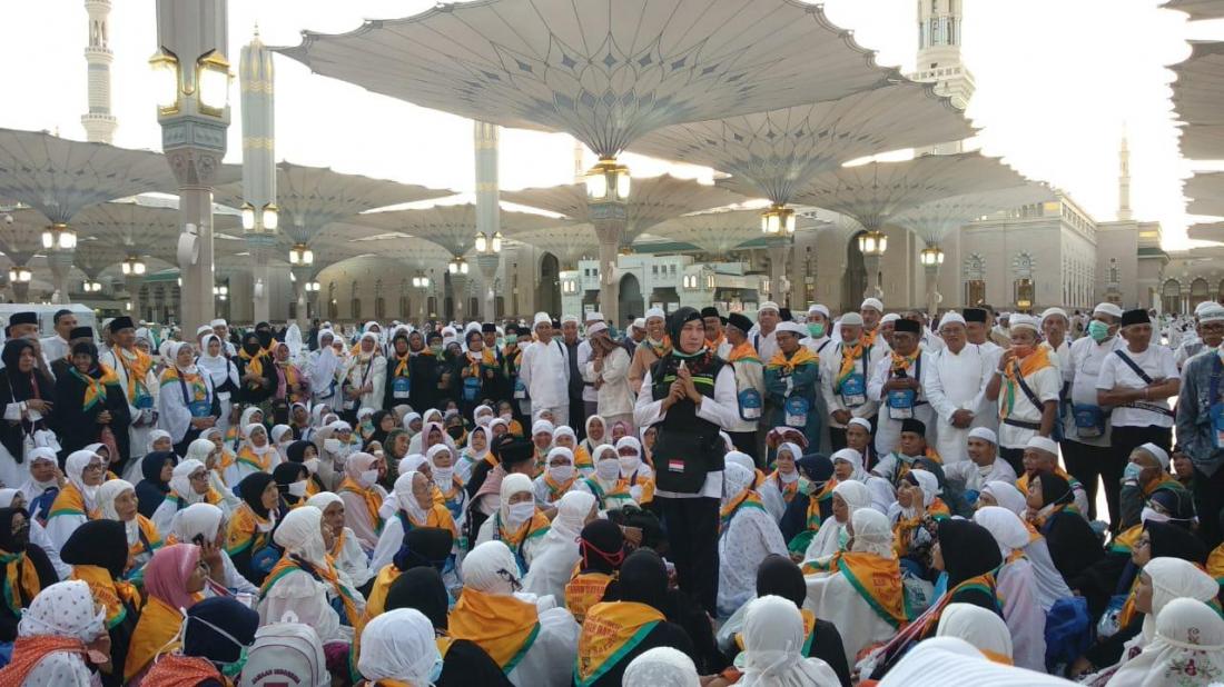 Kemenag: Berlebihan Jika Pengiriman Jemaah Haji Dinilai Perlemah Rupiah
