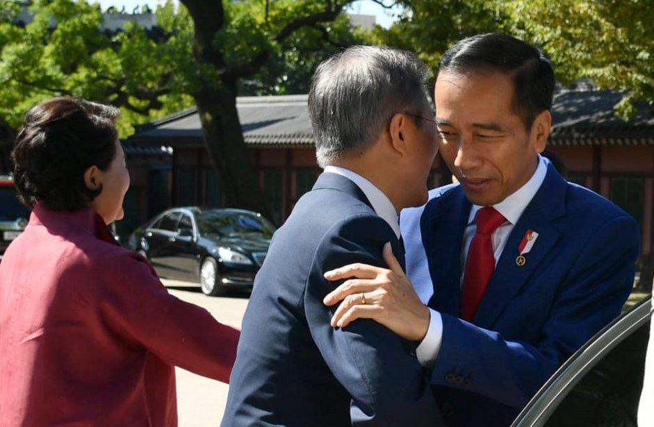 Penandatanganan Enam Nota Kesepahaman Indonesia-Korea Selatan Disaksikan Presiden Kedua Negara