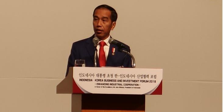 Jokowi Apresiasi Korsel Sediakan Banyak Lapangan Kerja untuk Orang Indonesia