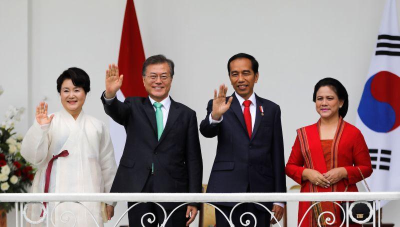 Gaya Jokowi Dikagumi Wali Kota Seoul Park Won-soon