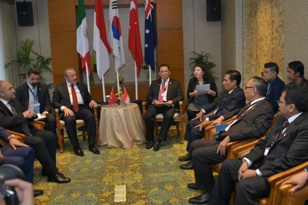 Melalui MIKTA, DPR Ajak Turki Investasi di Indonesia
