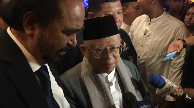 Ketua TKN Jokowi