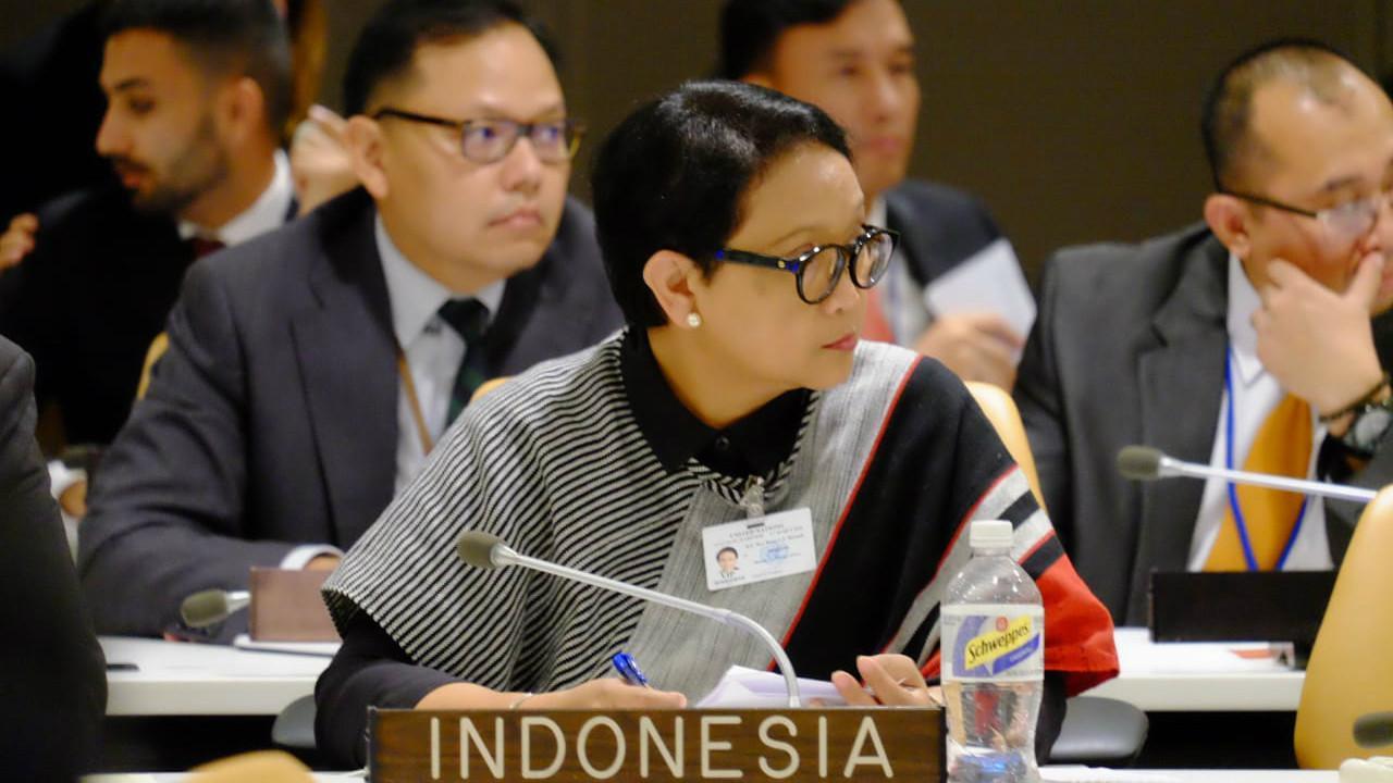 Di GCTF, Indonesia Dorong Perempuan Perangi Radikalisme