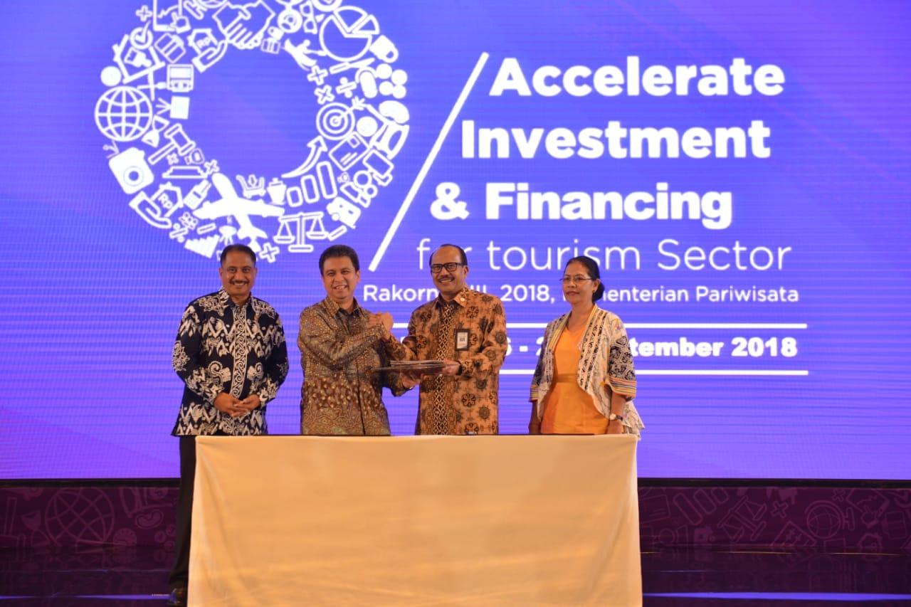 Menpar: Swasta Belum Imbangi Pemerintah Investasi di Sektor Pariwisata