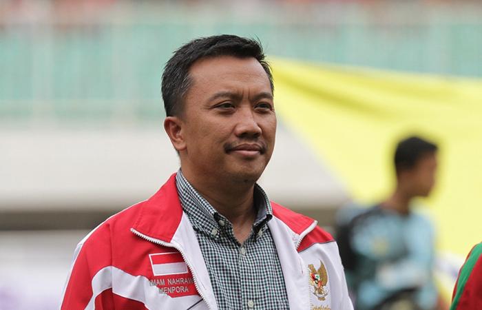 Buntut Tewasnya Suporter, Menpora Hentikan Kompetisi Liga Indonesia Selama 2 Minggu