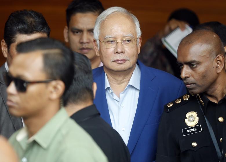Najib Razak Ditangkap Kembali dan Akan Didakwa Korupsi oleh MACC