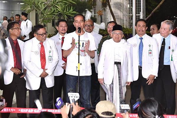 Nasdem: Jokowi-Ma'ruf Tidak Ambil Keuntungan Atas Dukungan Partai Demokrat