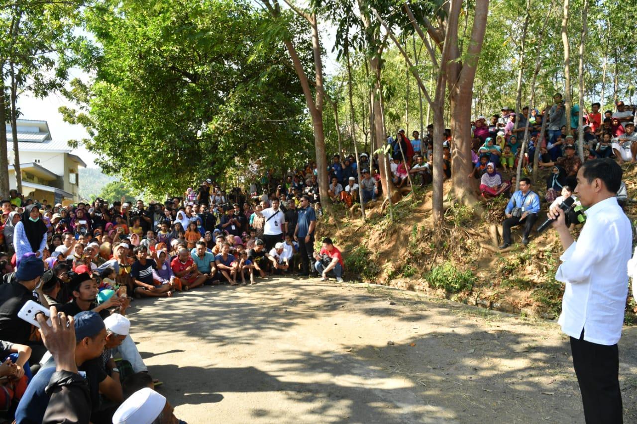 Jokowi Tak Hadir di Penutupan Asian Games karena Harus ke Lombok