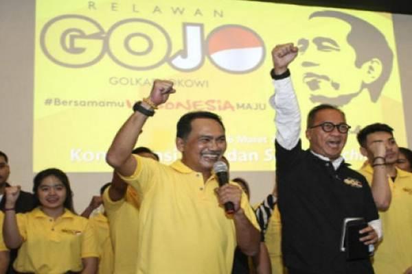 Siap menangkan Jokowi