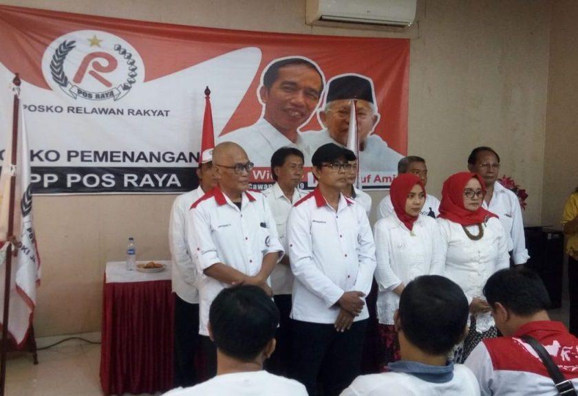 DPD Pos Raya DKI Jakarta Deklarasikan Dukungan untuk Jokowi-Ma'ruf