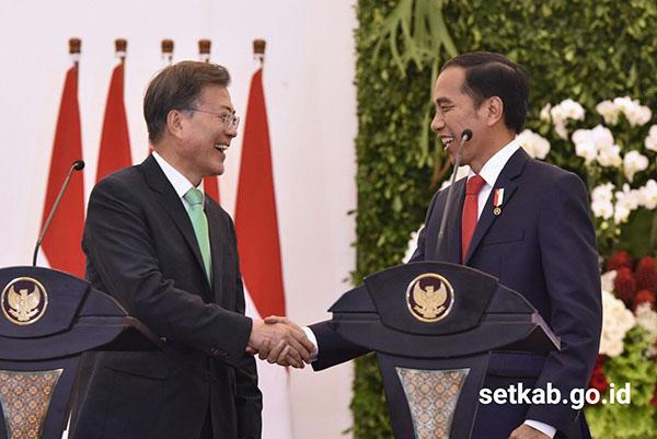 Alasan Rencana Kunjungan Kenegaraan Presiden Jokowi ke Korsel