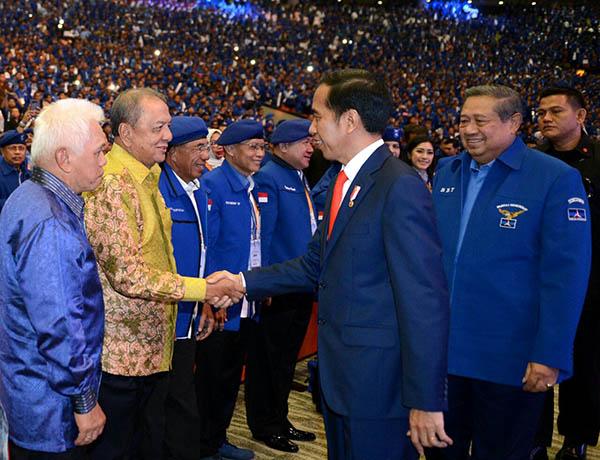Setelah Papua, 4 DPD Partai Demokrat Berpotensi Mendukung Jokowi-Ma'ruf